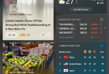 نحوه حذف آب و هوا و اخبار از Taskbar ویندوز ۱۰ با سه کلیک