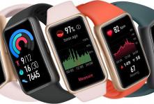 دستبند هوشمند هواوی بند ۶؛ همراه سلامتی شما در دوران کرونا