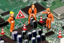 چگونه تعمیرات بردهای الکترونیکی را یاد بگیریم و حرفه ای شویم؟