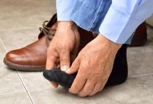 علت سنگینی پاها چیست؟
