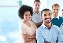 چگونه در محیط کار خود شاد باشیم ؟