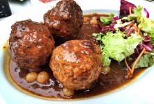 دستور پخت کوفته آبغوره شیرازی ترش و خوشمزه