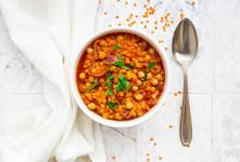 آشنایی با روش تهیه سوپ لپه نخود