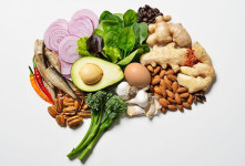 با این ۱۳ ماده غذایی همیشه مغز سالم و جوان داشته باشید