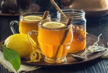 چگونه معجون لیمو عسلی درست کنیم؟
