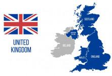 فرق بریتانیا (United Kingdom) و انگلیس (England) در چیست ؟