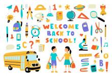 ۳۵ متن شاد و پر انرژی تبریک اولین روز مدرسه