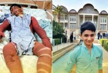 اولین مصاحبه با عموی علی لندی تمام حقایق را افشا میکند !