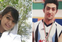 نامه های عاشقانه غزاله و آرمان بعد از ۱۰ سال پیدا شد !