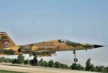 شهادت ۲ خلبان ارتش  پس از سقوط اف ۵ در دزفول