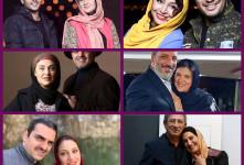 ۶ بازیگر زنی که از شوهرشان بزرگترند + اختلاف سن