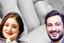 ازدواج نوید محمدزاده و فرشته حسینی رسمی شد + عکس