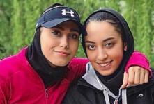 مبارزه دوستان صمیمی در المپیک/ ناهید به کیمیا علیزاده باخت !
