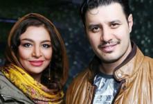 صحبت های عاشقانه جواد عزتی در مورد همسرش مه لقا