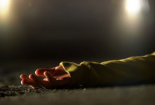 پسر ۱۸ ساله ساوجی شب تولدش به قتل رسید!