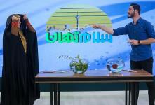 فیلم توهین محمد شعبانپور مجری سلام تهران به استقلال