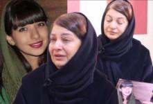 استوری تلخ مادر غزاله قبل از اعدام آرمان