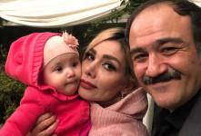 بیوگرافی آرزو همسر مهران غفوریان از مدلینگ تا ازدواج با بازیگر معروف