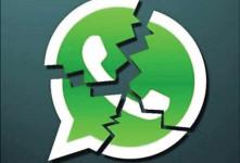 غیرفعال شدن واتساپ از ۱۰ آبان !