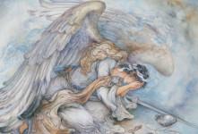 چگونه می توانیم فرشته ها را ببینیم ؟