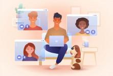 ۲۰ متن صمیمانه تبریک روز جهانی دوست به دوست مجازی