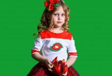 ۴۲ مدل جدید و شیک لباس شب یلدا برای کودکان
