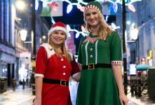 ۲۲ مدل لباس زنانه شیک و لاکچری ویژه جشن کریسمس