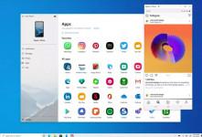 قابلیت اجرای برنامه ها و بازی های اندروید در ویندوز ۱۰ با Your Phone