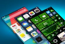بررسی تخصصی مقایسه سه سیستم عامل اندروید،ویندوزفون و iOS و اعلام برنده