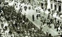 آغاز انقلاب اکتبر روسیه علیه حکومت تزاری (7 نوامبر در تاریخ جدید روسیه) (1917م)