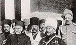 سپاهیان روس تحت فرماندهی ژنرال باراتف وارد بندر انزلی شدند. (1294ش