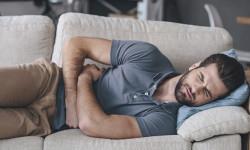 علت درد در ناحیه چپ شکم چیست؟
