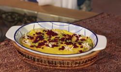 طرز تهیه خورشت ماست اصفهان آسان و خوشمزه