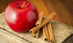 لاغری و کاهش وزن سریع با رژیم سیب و دارچین