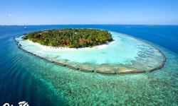 جاذبه های گردشگری مالدیو در اقیانوس هند + تصاویر
