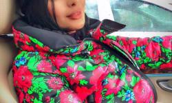 پورشه هدیه همسر دنیا جهانبخت در روز ولنتاین + فیلم