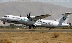 علت سقوط هواپیمای مسافربری تهران _ یاسوج در سمیرم و مرگ 66 نفر + تصاویر و فیلم