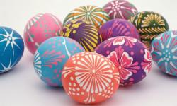 مدلهای زیبای تخم مرغ رنگی برای هفتسین 97 + چند روش ساده رنگ آمیزی تخم مرغ رنگی