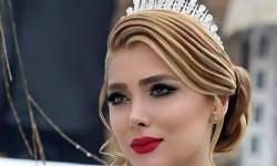 25 مدل آرایش جذاب و شیک عروس ایرانی جدید -  مدل 2018