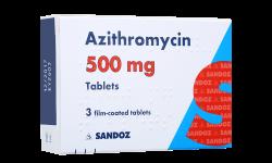 موارد مصرف کپسول آزیترومایسین و عوارض جانبی این دارو