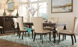 شیکترین مدل های میز ناهارخوری با طرح های جدید 2018