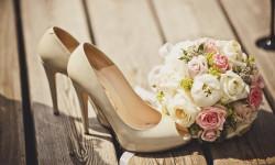 مدل کفش عروس 2018 + جدیدترین مدل کفش عروس نگین دار