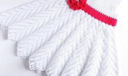 جدیدترین طرح های بافتنی دخترانه برای زمستان 97 + تصویر