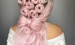 رنگ موی فانتزی دخترانه 97 برای خانم ها و دختران جوان ( سری دوم - سال 2018 )