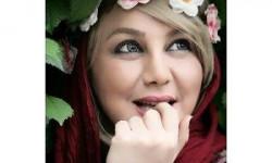 بهنوش بختیاری در دانشگاه تهران + عکس