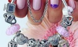 دستبند دخترانه شیک فانتزی جدید و شیک ویژه مدگرایان
