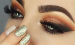 جدیدترین مدل آرایش چشم برای مهمانی با جدیدترین متد های بروز (2)