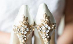 مدل کفش عروس 2018 جدید با انواع طرح های شیک و جذاب (3)