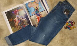 شیکترین مدل شلوار جین زنانه جدید 2018 که امروزه نیز مد هستند (1)
