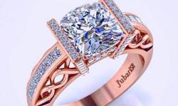 عکس مدل حلقه ازدواج 2018 زیبا و شیک برای انواع سلیقه ها